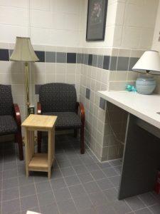 Rosenau Hall Lactation Room