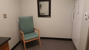 MBRB Lactation Room