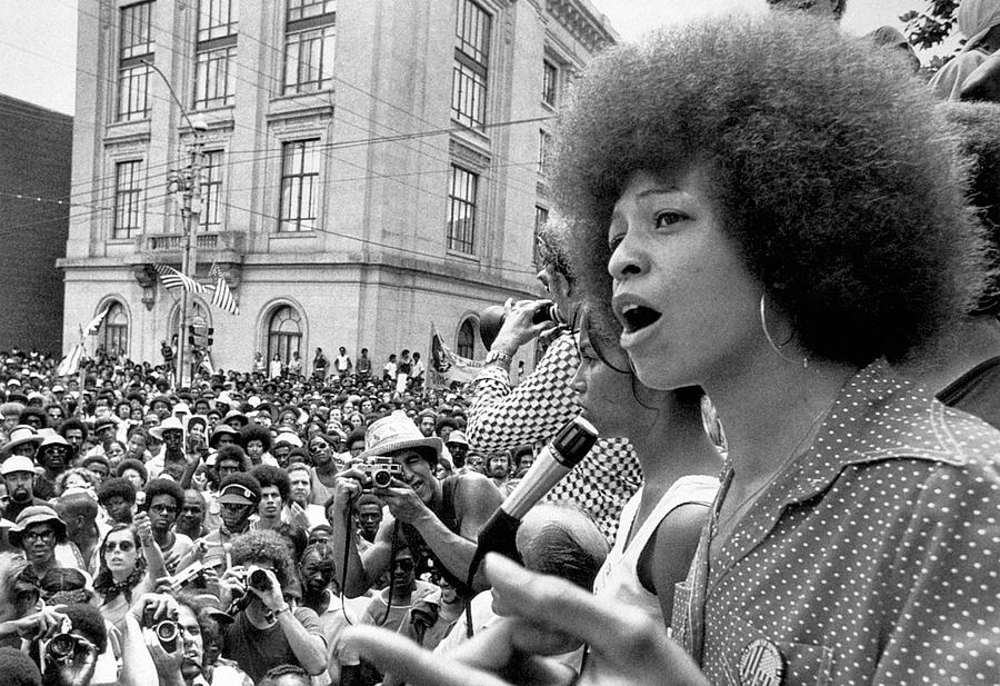 Image result for angela davis